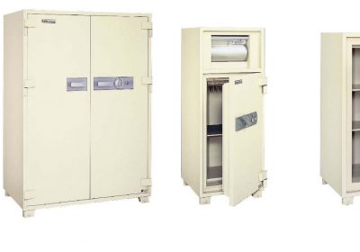 VAULTS AND SAFES 5